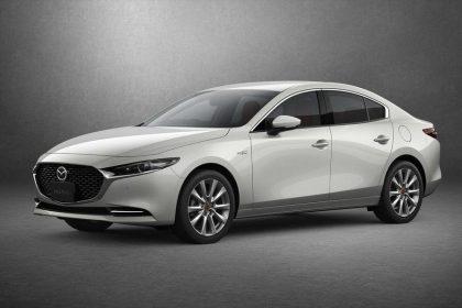 Mazda3 ra mắt phiên bản nâng cấp: Thêm sức mạnh đối đầu với Honda Civic